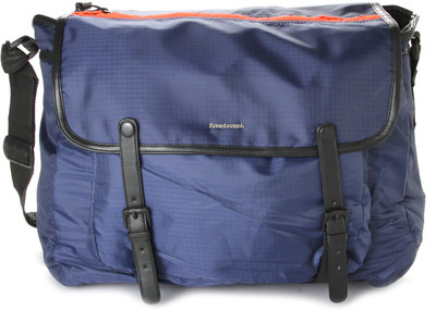 d632b3529e05 FASTRACK A0321NBL01AM-POLYESTER-MESSENGER BAG-BLUE.  BAGS LUGGAGES Messenger Bags FASTRACK A0321NBL01AM-POLYESTER-MESSENGER BAG-BLUE.jpg